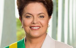 Dilma, president of the world's seventh largest economy