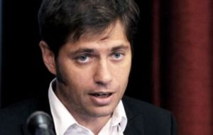 Kicillof revealed that back in 2008, before the Lehman Brothers collapse Argentina was ready to pay the Club in one lump sum