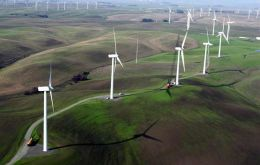 Several wind farm projects should increase Uruguay's energy capacity by 550MW