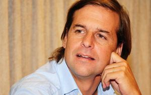 The big surprise was Lacalle Pou, who clearly defeated veteran hopeful Larrañaga despite opinion polls