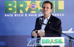 Mayor Paes slips of the tongue are quite famous according to Rio's media