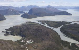 The project called for building five dams on the Pascua and Baker rivers in Patagonia to generate electricity