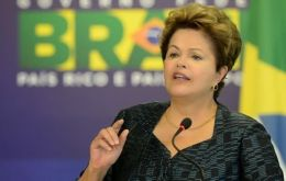 The Brazilian president will not even attend the Germany match where she was expected to meet Chancellor Merkel