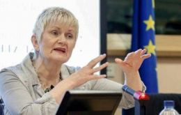 "MEP Harkin: ""any concessions have to be strongly rejected"""