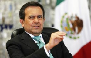 Mexican minister Guajardo says integration with observer countries is possible in specific areas