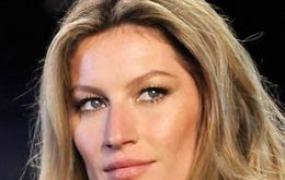 Gisele Bündchen was to deliver the World Cup to the winning team next 13 July instead of President Dilma Rousseff