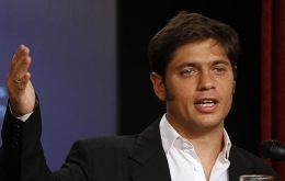 """We consider it essential that Judge Griesa issue a stay so that Argentina can continue paying the holders of restructured bonds"", said Kicillof"