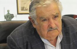 """The fact is that we are small and our television rights are not worth much"",  pointed out Mujica."