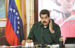 """It seems like there are some problems, we are going to investigate the problems"" said Maduro"