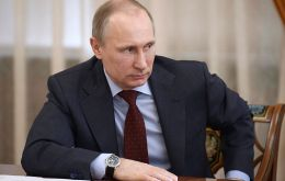 Putin will be at the World Cup final and at the BRICS summit in Fortaleza