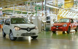 Car production in the first half of this year dropped 21.8% compared to the same period a year ago