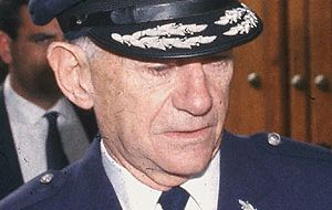Fernando Matthei, head of the Chilean Air Force was the man who facilitated Edwards requests