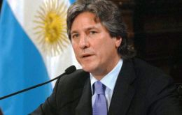 Boudou was summoned to court this week but asked for a suspension since he was to replace Cristina Fernandez