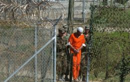 The jail in Guantanamo still holds over 140 prisoners from the war on terrorism launched by former president George W. Bush