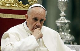 """Terrorism is madness. Terrorism only knows to kill; it does not know how to build. It destroys,"" said Francis"