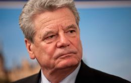 "President Gauck said events of July 20, 1944 were a reminder to Germans about the importance of ""bravely standing up for our values."""