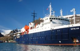 Vessels like Ortelius and Ushuaia, made 55 visits to South Georgia during the last tourist season