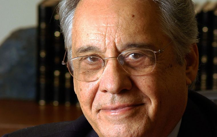 The former Brazilian president claims points to the common external tariff as the main obstacle