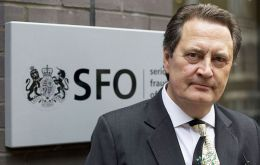 "The probe will look into allegations of ""fraudulent conduct"", David Green, director of the SFO said in a statement. (Photo The Telegraph)"