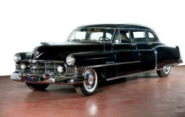 The 'fabulous' Cadillac so closely linked to Argentine history during the Perón years