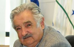Mujica said the block is stalled and blamed different 'visions' of how Mercosur should work