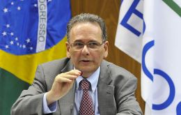 Ferreira Simoes said the issue would be discussed at the coming Mercosur summit in Caracas