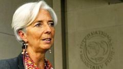 If the US and UK tighten monetary policy sooner than expected, it could lead to higher borrowing costs worldwide, said IMF Christine Lagarde