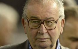 A controversial but flamboyant character, Grondona was undisputed boss of Argentina football for 35 years