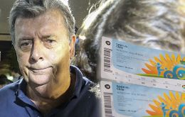 Whelan has been charged with fraudulently selling 1000 tickets per World Cup match, allegedly worth tens of millions of dollars