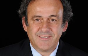 """In the future I won't support Blatter anymore. I've told him that, I think that FIFA needs a breath of fresh air"" said Platini in Sao Paulo"