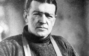 On 3 June 1916, Stanley had ever seen so many people at the new Town Hall, to welcome Sir Ernest Shackleton who gave a brief account of his late expedition