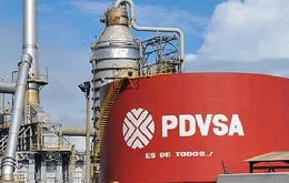 PDVSA told buyers payments can still be made in dollars or Euros, but every transfer must go to China Citic Bank and use Deutsche Bank as intermediary.