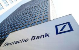 """We are working with Deutsche Bank to make progress as fast as we can during negotiations"" according to Latham & Watkins"