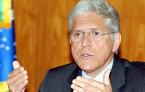 Ramalho insists that despite the bad press, Mercosur is advancing and now extends from Patagonia to the Caribbean