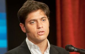 """Argentina has become what is called a 'leading case' in the matter of how vulture funds can attack a country's finance"" underlined Kicillof"