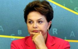 The worst possible news for Dilma and her re-election chances in October