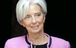 "Ms Lagarde was placed under formal investigation by the French authorities last Wednesday. She described the case against her as ""without merit""."