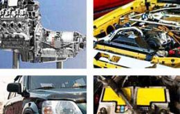 Vehicles, auto parts, tractors, engines were among the items which experienced the greatest contraction in bilateral sales