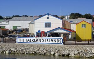 Tourism, interested in pristime wildlife,  is another significant source of income for the Falklands