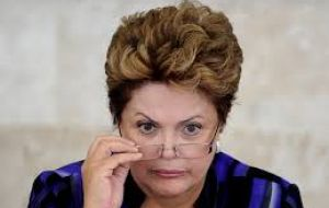 Rousseff has seen her approval ratings plummet, leading many to wonder whether the Workers Party will be swept aside after 12 years in power.