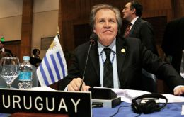 Uruguay's Foreign minister Luis Almagro is a strong candidate to succeed Jose Miguel Insulza at the OAS helm