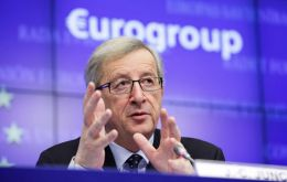 """Today I am presenting the team that will put Europe back on the path to jobs and growth"" said EC chief Jean-Claude Juncker"