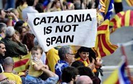 Catalonia is planning a referendum in November which Madrid does not authorize