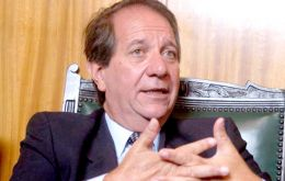 Uruguayan former minister and currently Senator Sergio Abreu will lead the mission to Peru