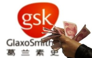 Chinese authorities had accused GSK employees of bribing hospitals, doctors and health institutions to gain billions of dollars in illegal revenue.