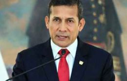 """We have a responsibility as founding members of creating the spaces for other countries to join the Alliance of the Pacific"", said Humala"