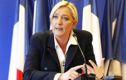 """These results are beyond what we hoped for,"" said Le Pen. ""Each day that passes, our ideas are increasingly being adopted by the French people..."""
