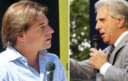 Two of the latest polls released show that Lacalle Pou has finally caught up with Vazquez, but the Broad Front could just make with less than a point
