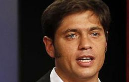 With the latest changes in the Central bank, Economy minister Axel Kicillof has become the most powerful official of the Cristina Fernandez administration