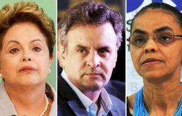 The main pollster anticipated 46% for Dilma, 27% for Neves and 24% for Marina; final results were: 41.5%; 33.35% and 21%